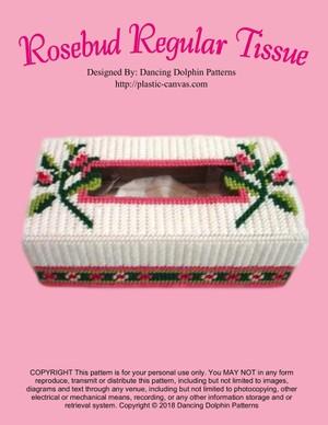 122 - Rosebud Regular Tissue