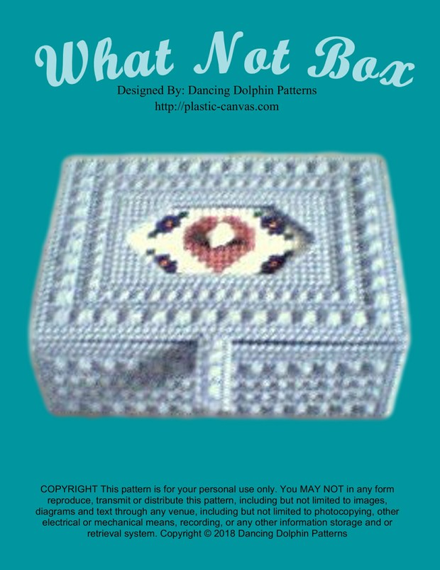 121 - What Not Box