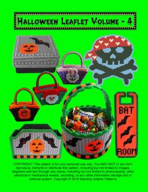 L-4 Halloween Leaflet Volume 4
