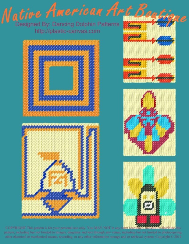 553 - Native American Art