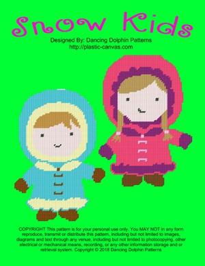 604 - Snow Kids