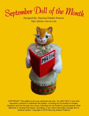 145 - September Doll of the Month