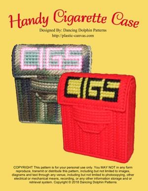 240 - Handy Cigarette Case