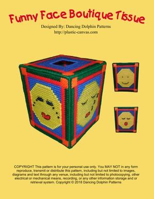 273 - Funny Face Boutique Tissue