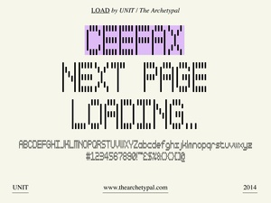 LOAD Typeface