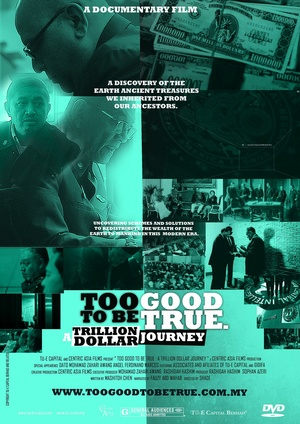 (Heritage Funds)  Trillion Dollar Journey, Too Good To Be True (documentary)