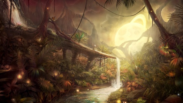 The Glowing Path - Royalty-Free Music Licensing (Fantasy)