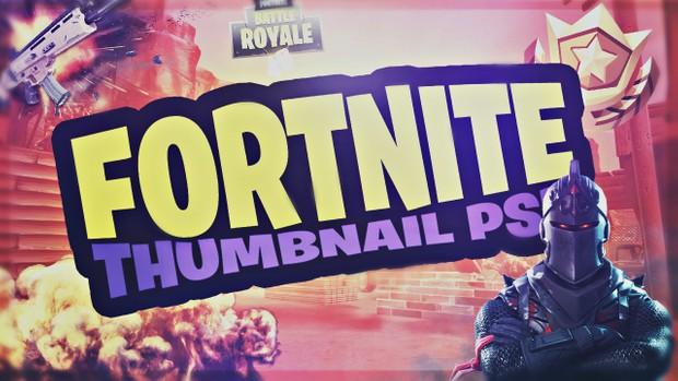 Fortnite Thumbnail Template | Fortnite Aimbot Pc