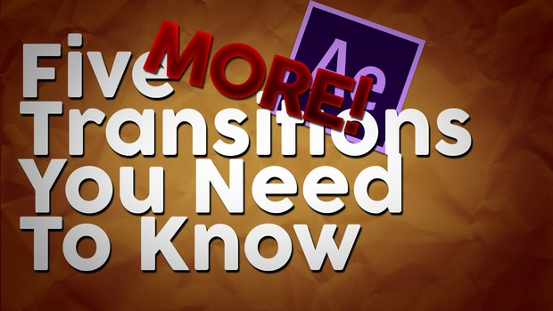 More Basic Transitions!