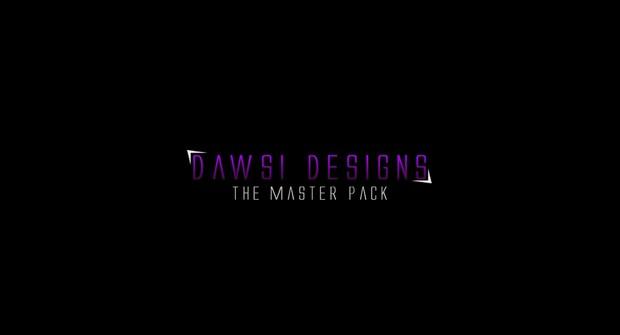 Dawsi Designs Master Pack