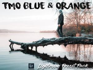 TMo - Blue & Orange (5 Presets inc. new Pro 1)