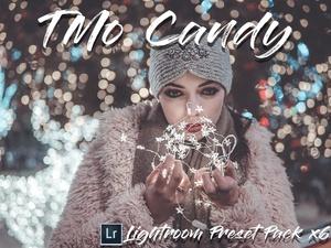 TMo Candy - Pack of 6 Lightroom Presets