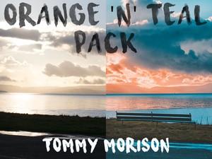 ***FREE***TMO Orange & Teal Pack - Get the