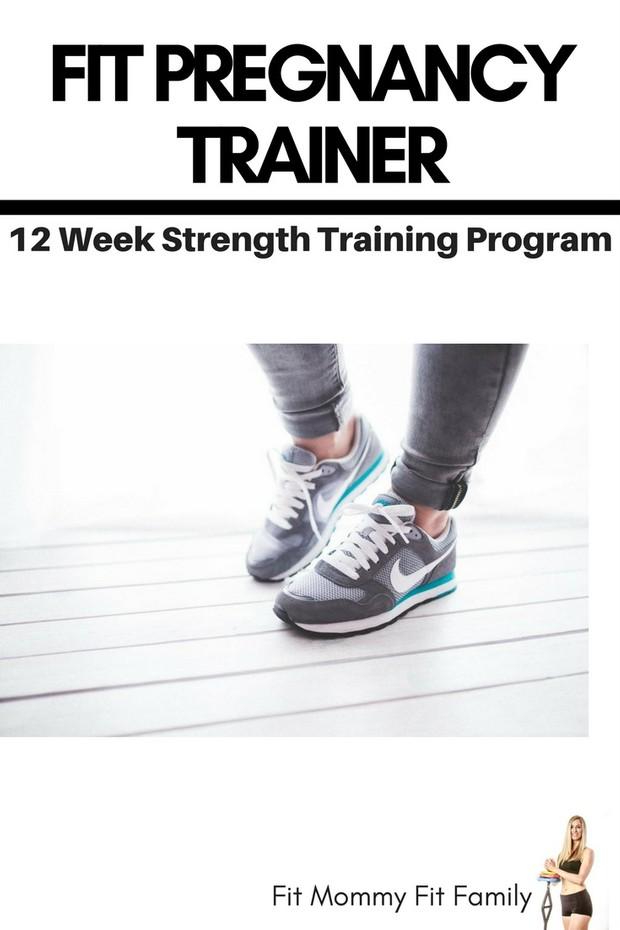 Fit Pregnancy Trainer- 12 Week Prenatal Fitness Guide