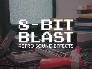 8-BIT BLAST - Retro Videogame Sound Effects