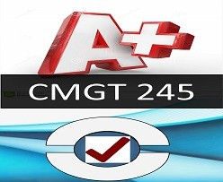 CMGT 245 Week 5 Individual: Security Policy Presentation: Final Project