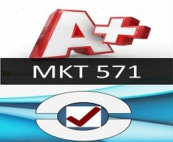 MKT 571 WEEK 5 Marketing Communication and Brand Strategy