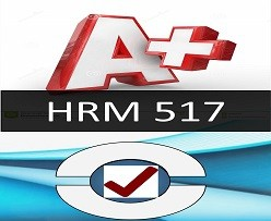 HRM 517 WEEK 8 Imagine your company is being considered for subcontracting the management of a proje