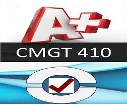 CMGT 410 Wk 4 Discussion – Scope Creep