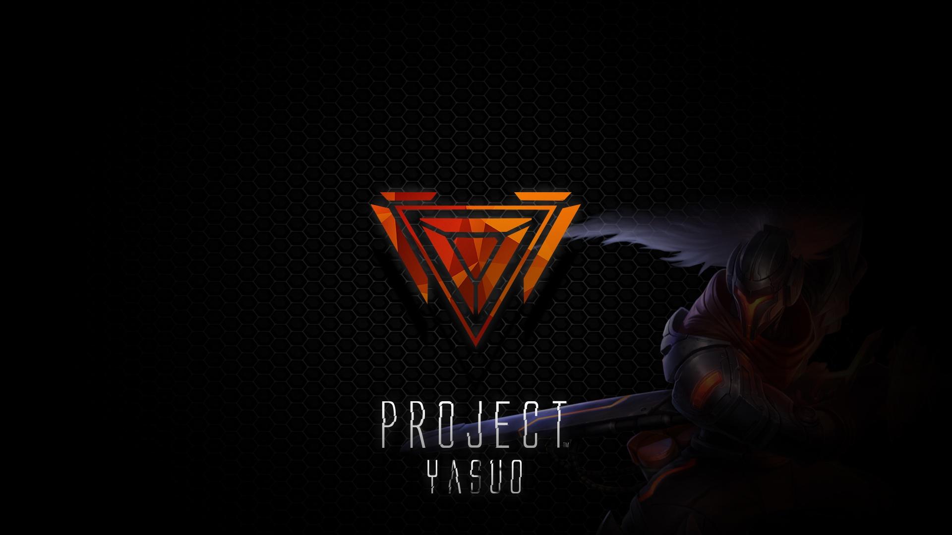 League Of Legends Project Yasuo Wallpaper