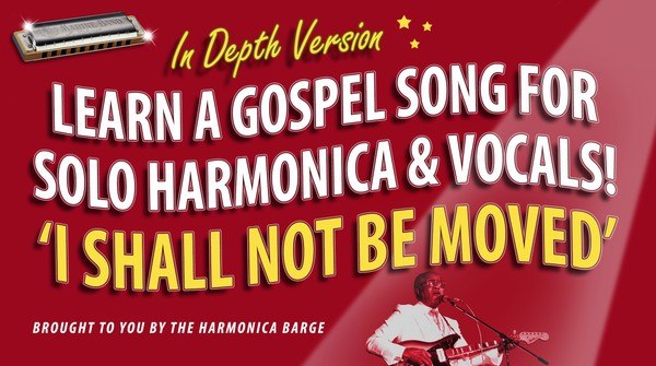 'I Shall not be Moved' In Depth Lesson Package