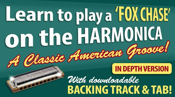 'Fox-Chase 1'  In Depth Lesson Package
