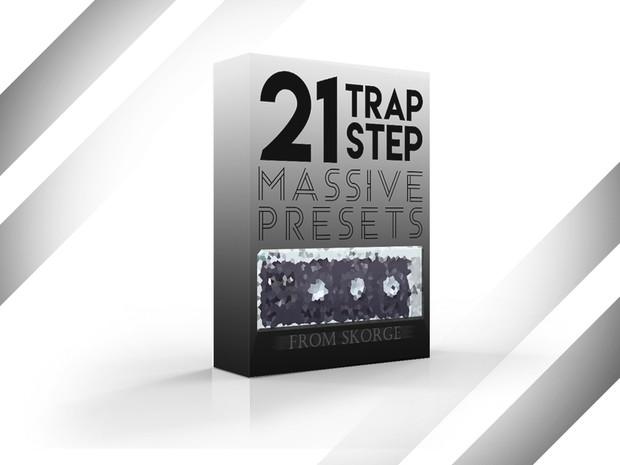 21 Trapstep Massive Presets by Skorge