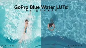 GoPro LUTs by @SNXPE (Tropical Paradise) Premiere Pro, Photoshop, Instagram