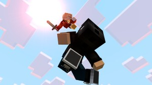 Outro Minecraft Animada :3