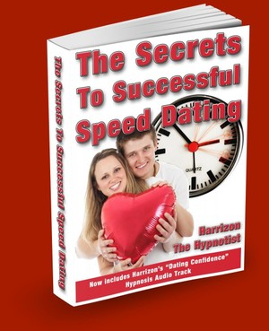 Speed Dating Secrets Ebook & Dating Confidence Hypnosis Audio Track