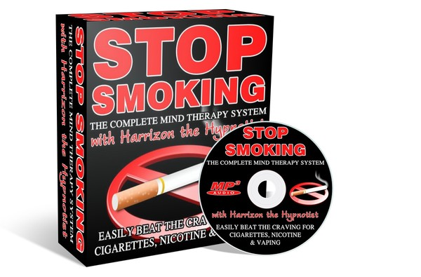 Stop Smoking The Complete Mind Therapy System with Harrizon