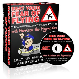 Beat Your Fear & Phobia of Flying - The Complete Mind Therapy System
