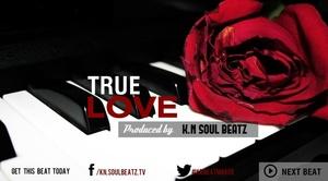 R&B Instrumental Beat - True Love