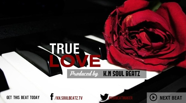 R&B Instrumental Beat - True Love
