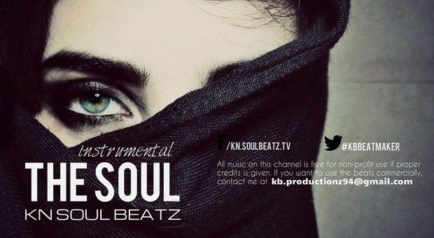 Soulful Sad Rap Beat Instrumental w/Hook - The Soul