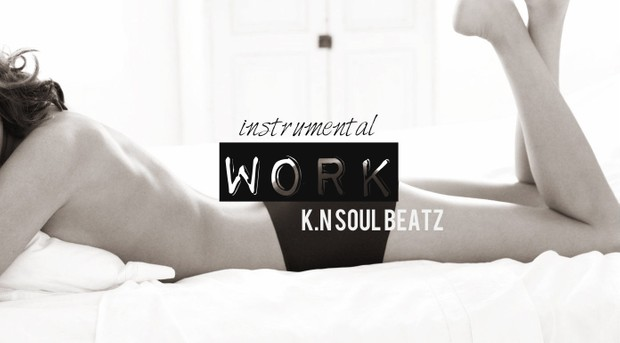 Work - Slow Guitar R&B Type Beat - Exclusive