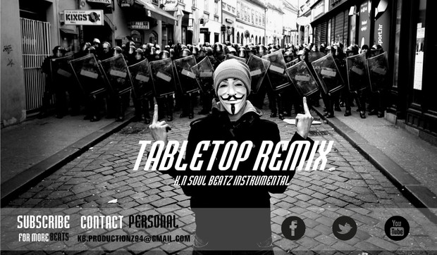 Against the World - Dark Underground Rap Instrumental Beat