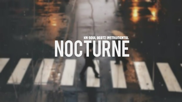 Nocturne - Sad Rap Beat Instrumental