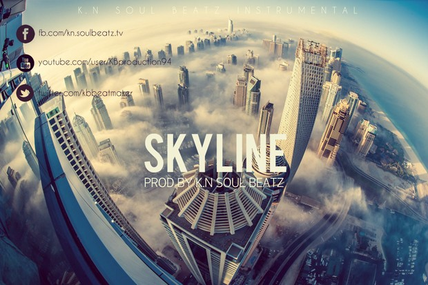 Skyline - Uplifting Urban Pop/HipHop J.Reyez Type Beat Instrumental 2014