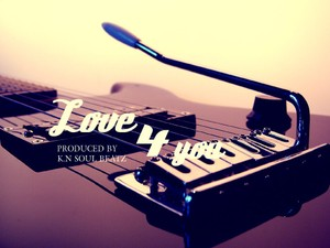 R&B Guitar Smooth Beat Instrumental - Love 4 You