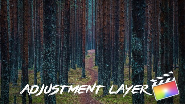 Adjustment Layer per Final cut pro X
