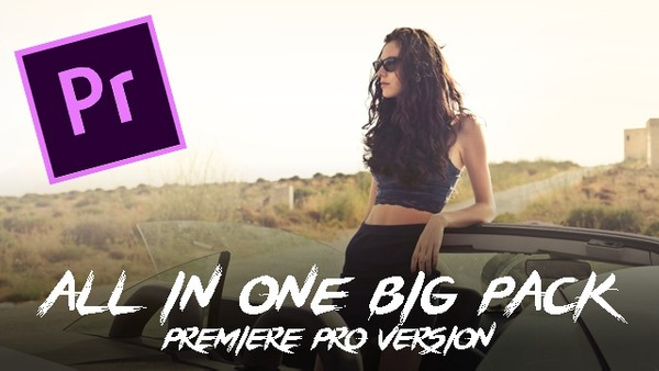 All In One Pack - Premiere Pro Version