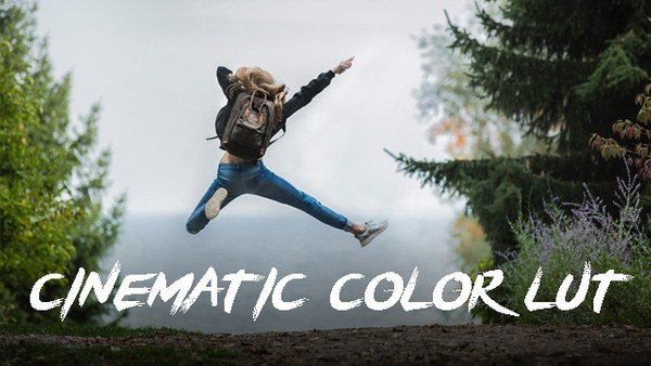 Cinematic Color LUT