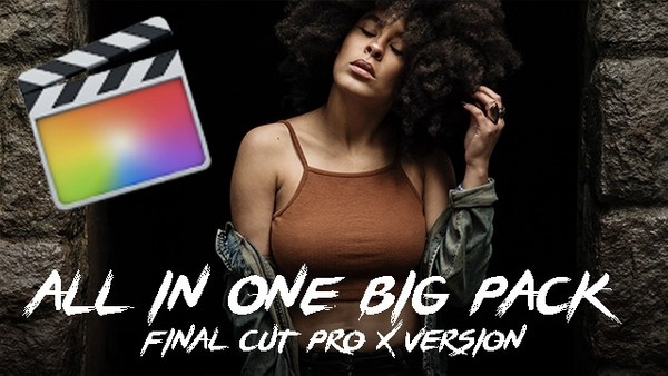 All In One Transitions Pack - Final Cut Pro X Version