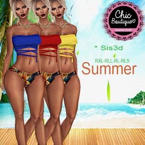 Chic - 006 Summer 01