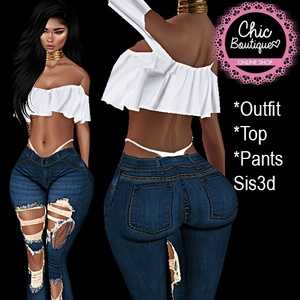 CHIC-013 Outfit