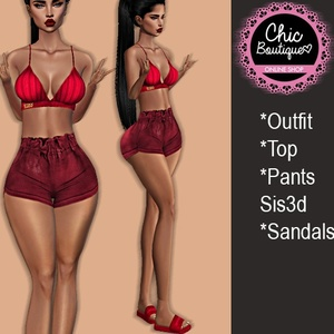Chic-027 Outfit
