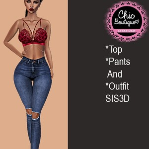 CHIC- 031 Outfit