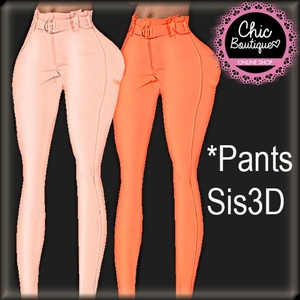 Chic- 007 Pants