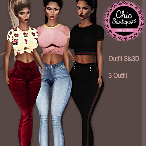 Chic-021 Pack